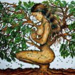mujer-tierra, belleza y cosmetica natural plantas ayurvedicas belleza natural cosmetica ecologica