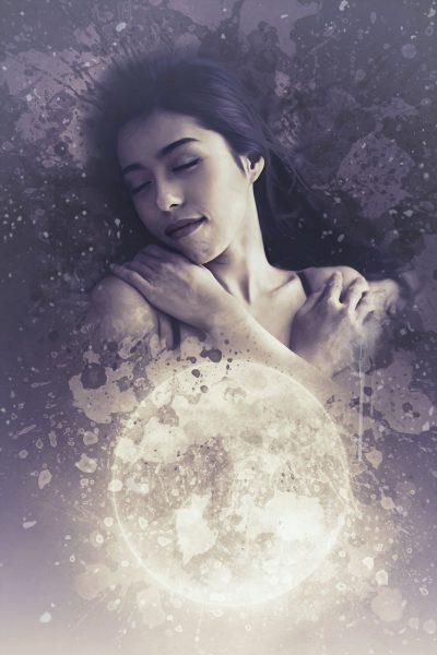 mujer luna, belleza natural, encuentros con la luna, cosmética natural, auto-cuidado, belleza saludable, cosmética saludable